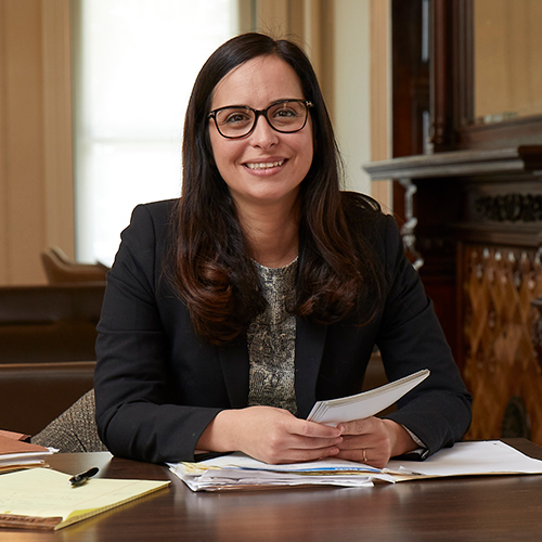 Rachel E. López, Director, Community Lawyering Clinic